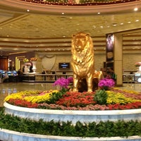 Photo taken at MGM Grand Hotel & Casino by Jacob L. on 6/4/2013