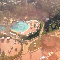 Photo taken at Taj Lands End by NoGarlicNoOnions on 2/9/2013
