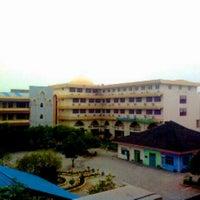 Photo taken at Universitas Muhammadiyah Sumatera Utara (UMSU) by Suci H. on 7/11/2015