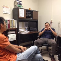 Photo taken at Science & Engineering Research Facility by Yi Y. on 7/25/2014