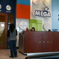 Photo taken at Mega by Marisa C. on 3/25/2013