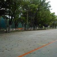 Photo taken at Canchas ejidal las juntas by Martin R. on 1/5/2014