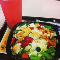 Photo taken at Wendy's by Rain W. on 6/25/2013