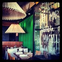 Photo taken at North Bondi Italian Food by Bianca K. on 8/2/2013
