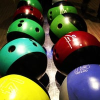 Photo taken at Striker Casual Bowling by João Paulo L. on 2/21/2013