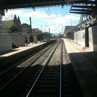 Photo taken at Haymarket Railway Station (HYM) by Paul C. on 6/19/2013