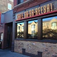 Photo taken at Café Ba-Ba-Reeba! by M & M. on 10/13/2013