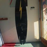 Photo taken at Lightning Bolt Surf Shop by Billy U. on 12/5/2013
