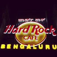 Photo taken at Hard Rock Cafe Bengaluru by Arun P. on 11/3/2012