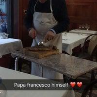 Photo taken at Papà Francesco by Tariq A. on 1/31/2016