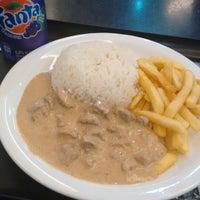 Photo taken at Restaurante Fogão Goiano Express by Thyago L. on 8/1/2015