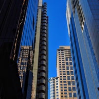 Photo taken at Deutsche Bank Place by Morris S. on 9/21/2015
