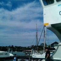Photo taken at Opua Ferry by Simon L. on 12/11/2012