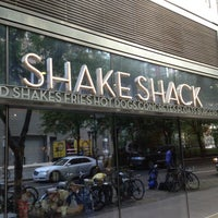 Photo taken at Shake Shack by John J. on 7/26/2013