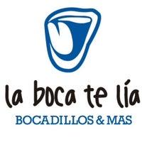 Photo taken at La Boca Te Lía by Sirio M. on 3/7/2014