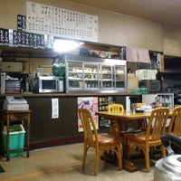 Photo taken at かどや食堂 by きくよ 長. on 7/11/2014