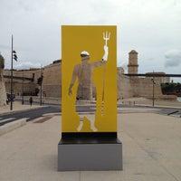 Photo taken at Musée Regards de Provence by Hochul K. on 9/29/2014