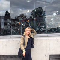 Photo taken at Harley-Davidson Capital Brussels by Céline C. on 5/9/2015
