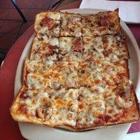 Photo taken at Fleur de Lis Pizza by Tiffany R. on 6/1/2013