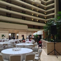 Photo taken at The Westin Chicago Northwest by Mary K. on 6/1/2013