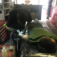 Photo taken at Kids Love Ink East Tattoo by Thiago M. on 6/17/2016