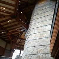 Photo taken at The Ritz-Carlton, Lake Tahoe by Mark G. on 12/16/2012
