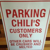 Photo taken at Chili's Grill & Bar by David W. on 7/16/2013