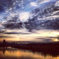 Photo taken at 40th St. Bridge by Sylvan J. on 11/4/2013