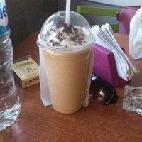Photo taken at La Libélula Café by Fernanda R. on 2/19/2014