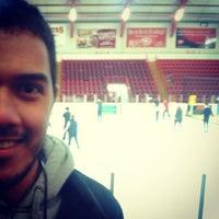Photo taken at Blackburn Ice Arena by Ewerton F. on 12/11/2013