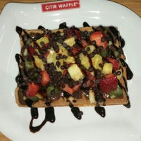 Photo taken at WAFFLE by Emrullah A. on 8/16/2015