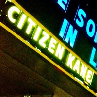 Photo taken at Landmark's Sunshine Cinema by @cfnoble on 3/19/2013