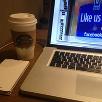 Photo taken at Starbucks by Chunghyo on 1/14/2013