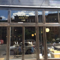 Photo taken at Manhattanville Coffee by Keston D. on 6/27/2014