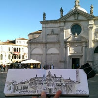 Photo taken at Chiesa di Santa Maria Formosa by Cherngzhi L. on 8/28/2014