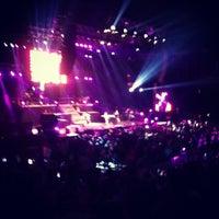 Photo taken at Movistar Arena by Leonardo R. on 6/22/2013