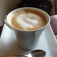 Photo taken at Mozart Café by Dali S. on 8/23/2013