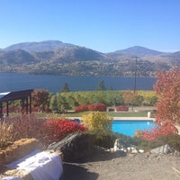 Photo taken at Blasted Church Winery by Anthony T. on 10/17/2013