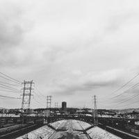 Photo taken at Sixth Street Bridge by Neph T. on 6/28/2013