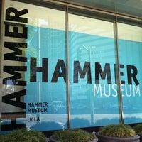 Photo taken at Hammer Museum by Jenni K. on 10/3/2012