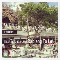 Photo taken at Rabieng Ta Le by Green S. on 7/13/2013