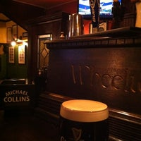 Photo taken at The Wheeltapper Pub by Richard A. on 1/8/2013
