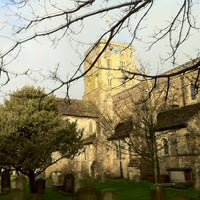 Photo taken at St Mary de Haura by Adam T. on 1/30/2013