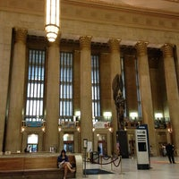 Photo taken at 30th Street Station (ZFV) by Kevin H. on 7/25/2013