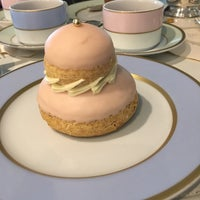 Photo taken at Ladurée by Lilia V. on 11/7/2016