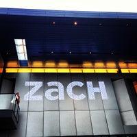Photo taken at ZaCH Topfer Theatre by Brooke M. on 7/18/2013