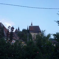 Photo taken at Biertan by Ioana 🚲✈🚀 C. on 7/25/2014