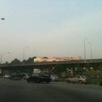 Photo taken at Bulatan Tun Dr Awang (Roundabout) by ( ͡° ͜ʖ ͡° ) on 6/20/2012