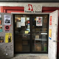 Photo taken at Friends of Sound Records by Steven C. on 6/14/2016