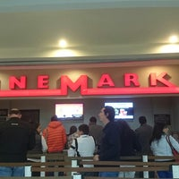 Photo taken at Cinemark by Gonzalo S. on 2/16/2014